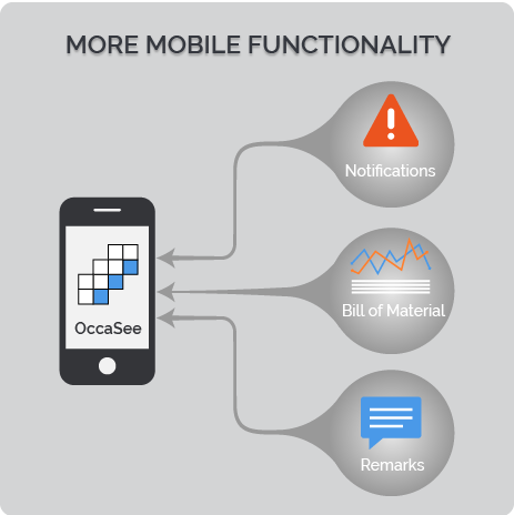 more mobile functionality
